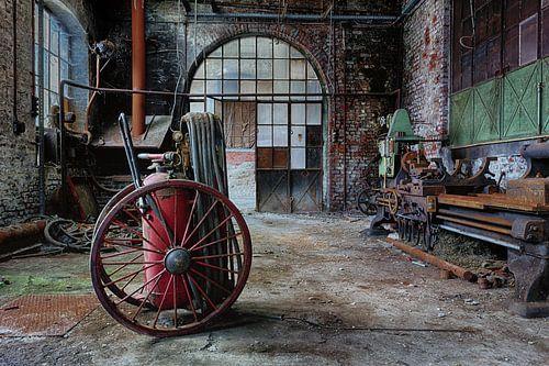 Industrial Workshop van