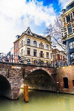 Utrecht - Maartensbrug van Ricardo Bouman