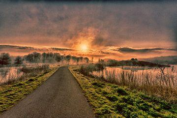 Sentier de randonnée Sunrise 11 sur Marcel Kieffer