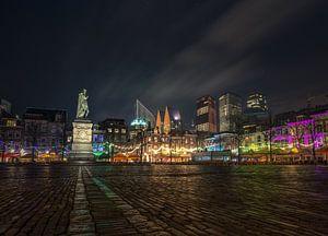 Den Haag, Plein van Robert van Hall
