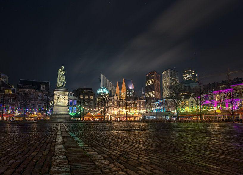 Den Haag, Plein von Robert van Hall