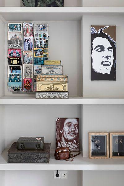 Kundenfoto: Bob Marley von Herman de Langen