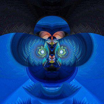 Fantasierijke abstracte twirlillustratie 131/10 van PICTURES MAKE MOMENTS