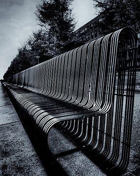 Die Eisenbank von Ewout Paulusma