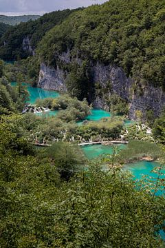 Plitvicer Seen von Max Zuidgeest