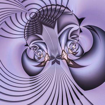 Phantasievolle abstrakte Twirl-Illustration 74/21 von PICTURES MAKE MOMENTS