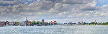 Blick auf Dordrecht von Sonia Alhambra Mosquera