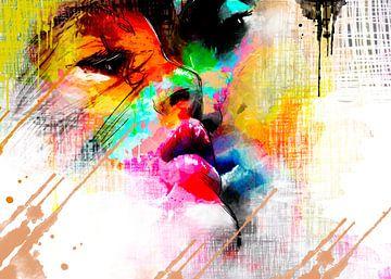 Den Kuss von Alexander van Laar