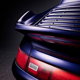 Porsche 993 Turbo 1995 sur Thomas Boudewijn