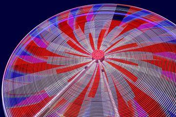 Riesenrad von Patrick Lohmüller