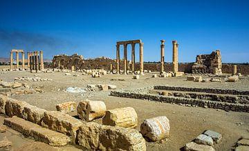 Palmyra in Syrië van René Holtslag