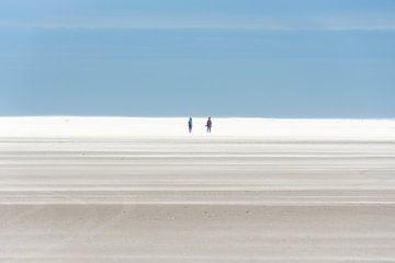 Meereslandschaft von Alice Boerrigter
