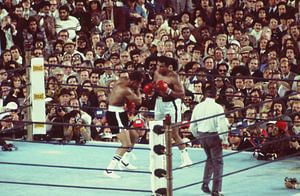 Ali gegen Ken Norton