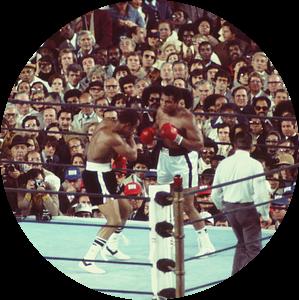 Ali vs Ken Norton van Jaap Ros