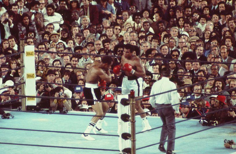 Ali gegen Ken Norton von Jaap Ros