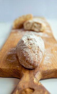 Du pain sur le mur sur Jamy Danen
