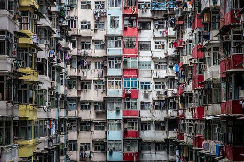 """""""Living in Hong Kong"""""""