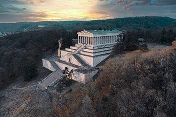 Gedenkstätte Walhalla in Donaustauf von Thilo Wagner