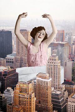 To Wake Up in a City... van Marja van den Hurk