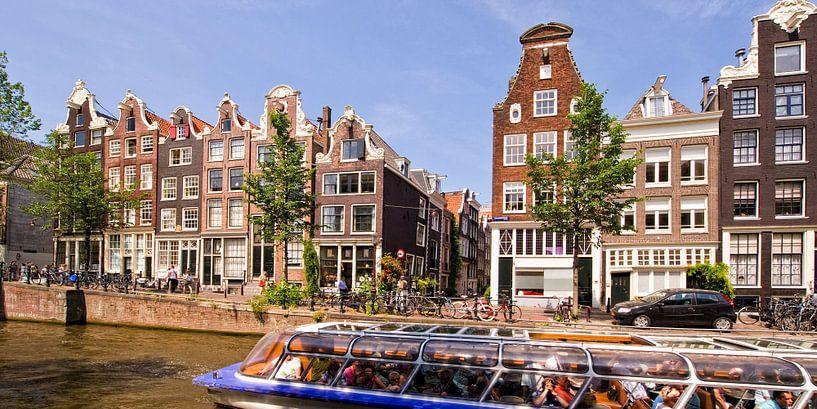 Brouwersgracht Amsterdam van martien janssen