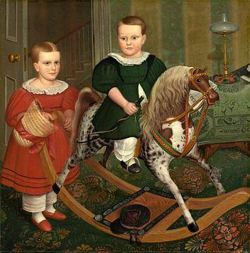 Das Hobby Pferd, Robert Peckham von