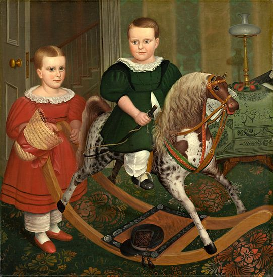 het Hobby paard, Robert Peckham van Liszt Collection