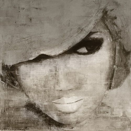 Jolie Grey van Paint- Ing