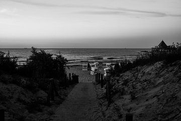 Strand Heringsdorf von Iritxu Photography