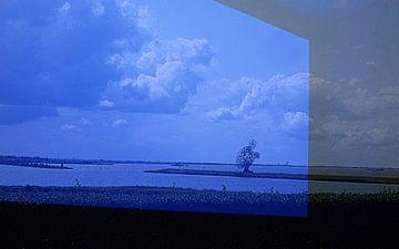 L'exposition, le géant de l'eau sur Anita Snik-Broeken