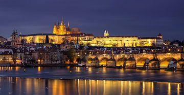 View of Prague, Czech Republic von Adelheid Smitt