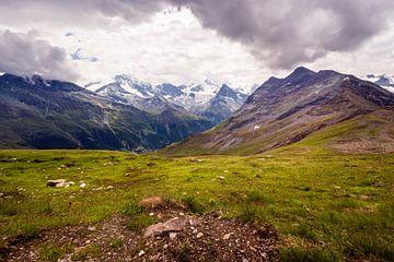 Walliser Alpen von Sorebois von Steven Van Aerschot