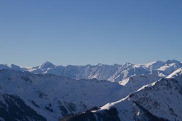 Bergtoppen sur