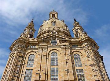 Frauenkirche (Kerk in Dresden) van