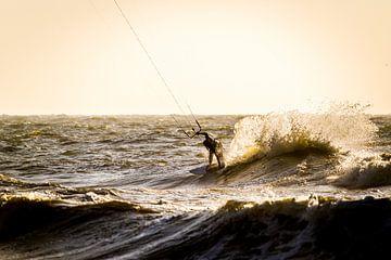 Kitesurf spray von Bart Hageman