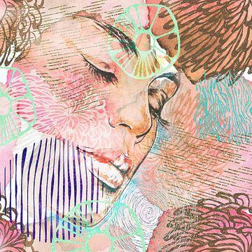 Colour My World van Jacky Gerritsen