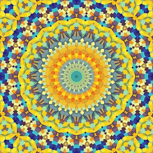 Mandala-stijl 14 van