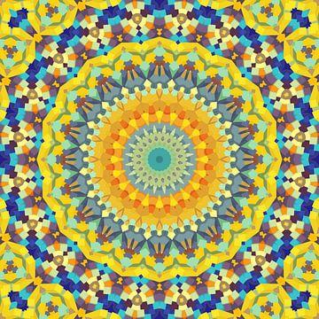Mandala Art  14 von Marion Tenbergen