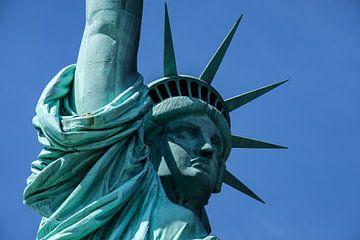 Vrijheidsbeeld, New York City van Eddy Westdijk