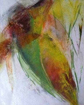 Flower bud van Anja Stemmer