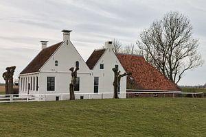 Het Waarhuis in Aduarderzijl van Annie Postma