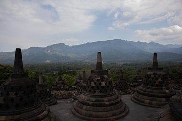 Borobudur klokken von Wesley Klijnstra