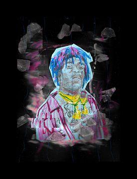 Lil Uzi von Frank Pap