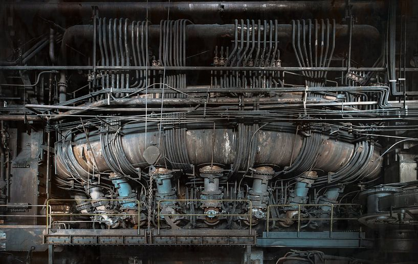 Blast furnace van Olivier Photography