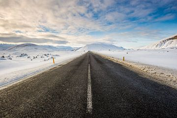 IJsland sur Frederik van der Veer