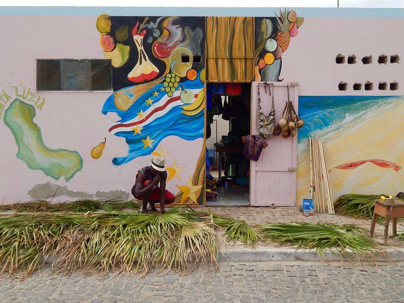 Kaapverdië, Afrika van Julia Wezenaar