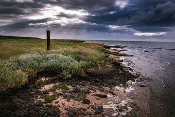 Schiermonnikoog waddenzee van Arjan Boer