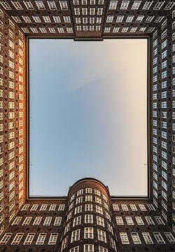 Sprinkenhof Hamburg van Robin Oelschlegel