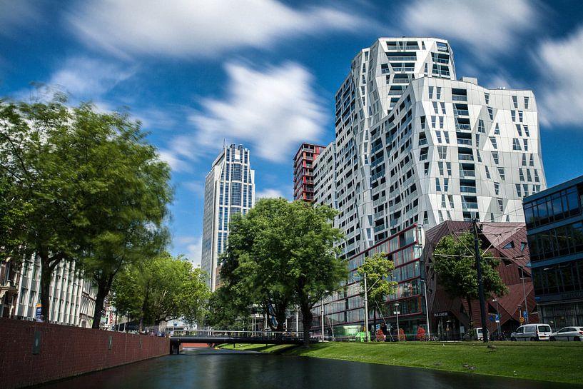 De Calypso - Westersingel Rotterdam van Martijn Smeets