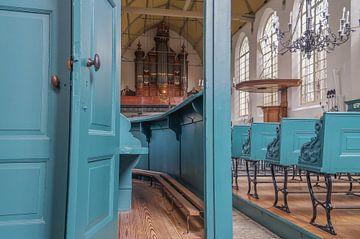 Augustijnenkerk, Dordrecht van M Van Rossum