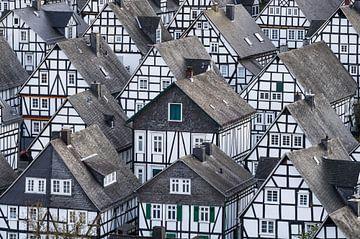 Fachwerkhäuser von Freudenberg